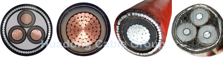 armoured cable advantage structure