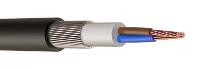buy 25mm 2 core swa cable