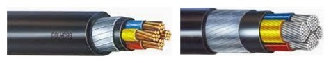 25 sq mm aluminium cable 25 sq mm copper cable