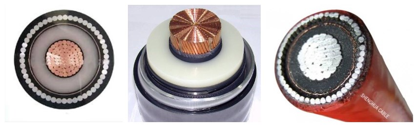 high quality single core armoured cable