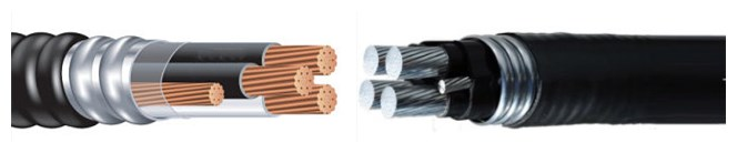 discount pvc coated mc cable