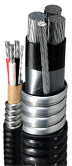 pvc coated mc cable specification