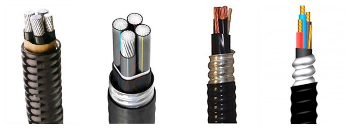 pvc coated mc cable for sale