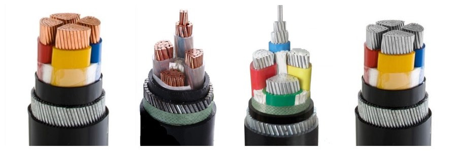 Top 4 core swa cable at low price for sale