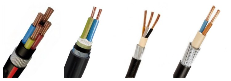 11kv copper armoured cable for sale