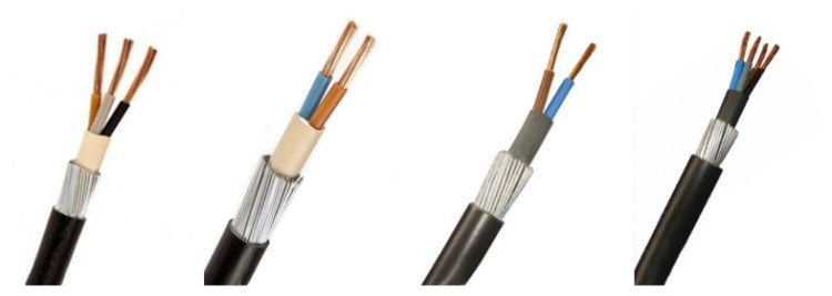 Huadong low price lv power cable