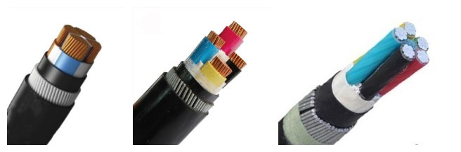 low price 25mm 4 core swa cable from reliable supplier