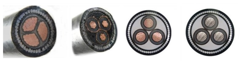 high quality 3 core swa cable at factory price for sale