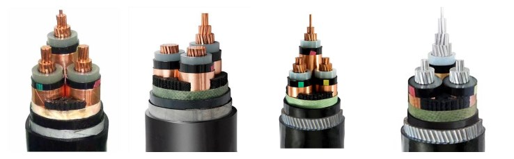 wholesale 3 phase armoured cable with low price