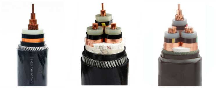 low price xlpe medium voltage power cables for sale