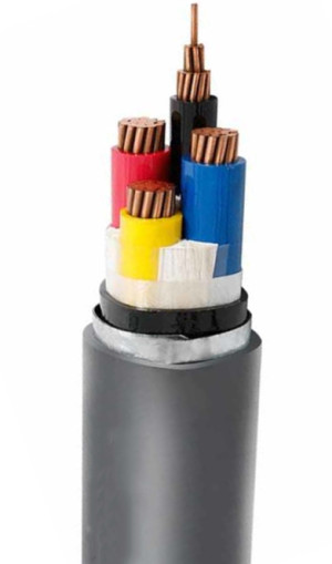 Low Price 16mm 4mm 6mm 10mm 25mm 4 Core Armoured Cable For