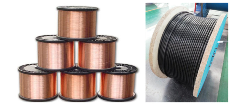 hot-sale 2 core 10mm swa cable