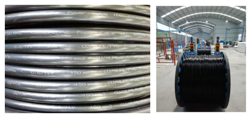25mm 2 core swa cable supplier