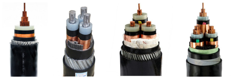 xlpe armoured cable and pvc armoured cable