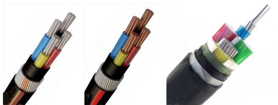 customize all kinds of 4cx 35mm xlpe pvc cable