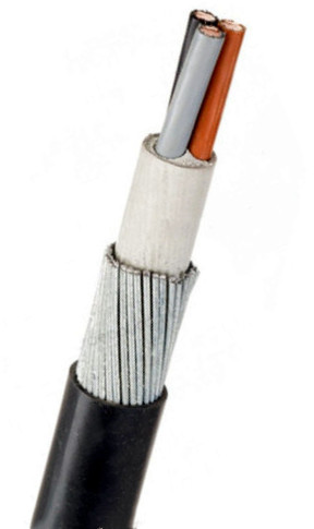 3 core 6mm armoured cable size