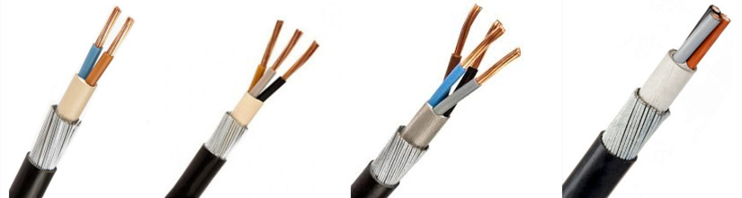 3 core 16mm armoured cable size