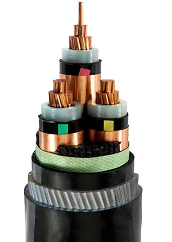 3 core 70sqmm armoured cable size
