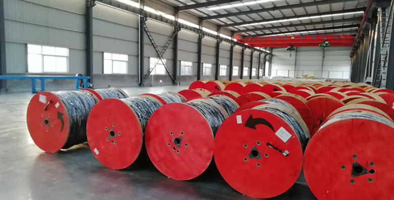 10mmsq swa pvc underground amoured cable manufacturer