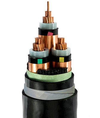 armoured 3c 120mm2 15kv cable size