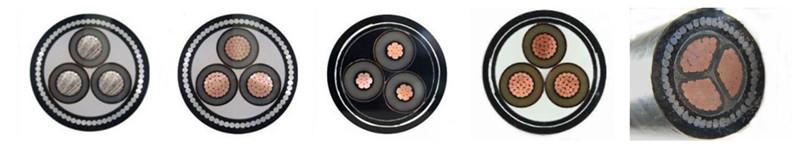 underground copper cable price per meter xlpe 70mm 3 core