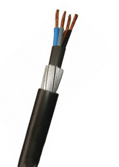 10mm 4 core armoured cable size