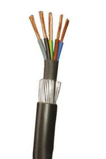 5 core 10mm2 armoured cable type