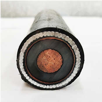 11kv 33kv xlpe underground cable 1x300mm2