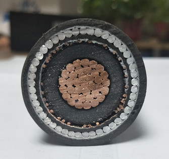 300mm single core armoured cable size