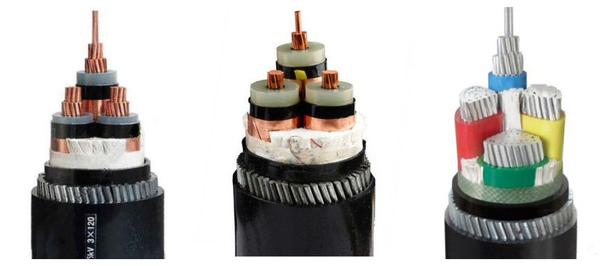 xlpe swa pvc cu and al cable