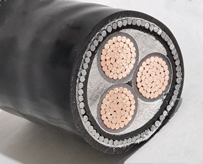 95mm 120mm 185mm 3 core swa armoured underground cable supplier