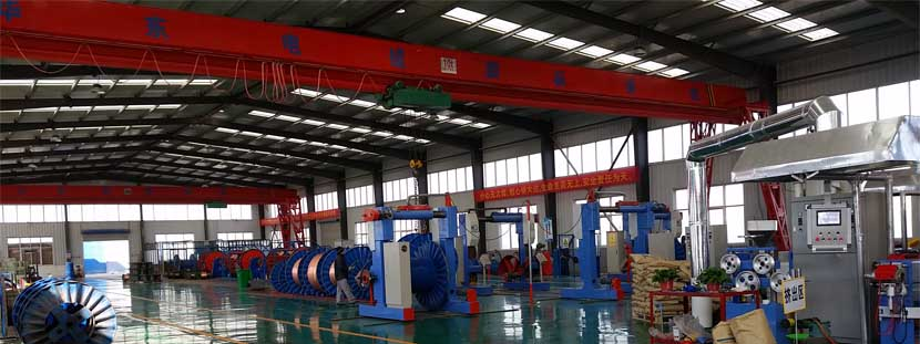 Huadong aluminium cable & copper cable factory