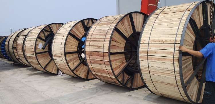 price for armoured power cable shipping