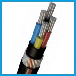 price for 35mm 4 core armoured cable per meter