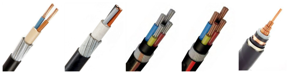 price for 6mm xlpe pvc swa armoured cable per meter